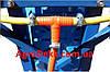 Опрыскиватель к минитрактору 3-х точечная навеска 100 л с компрессором штанга 6 м, фото 4