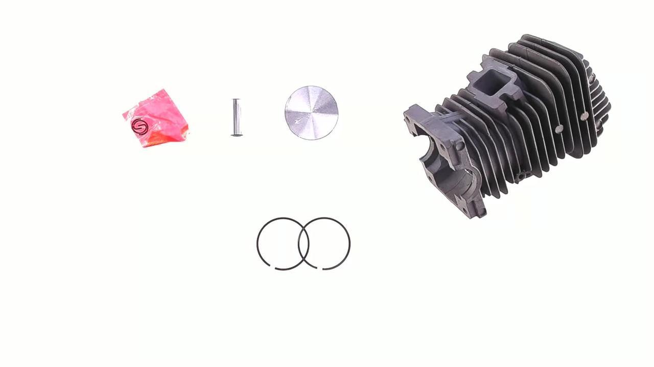 Поршневая бензопилы (ЦПГ) для Штиль (Stlhl) МС (MS) 230 (Ø40) (черная) BEST (mod.A)