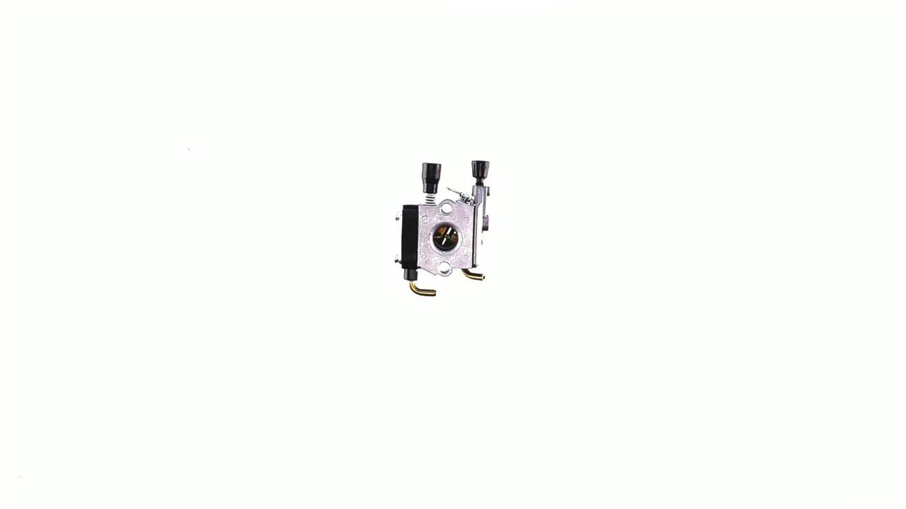 Карбюратор мотокосы для Stlhl (Штиль) ФС (FS) 38/45/55 WOODMAN