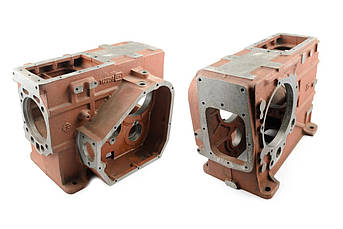 Блок двигателя на Мотоблок 195N (12 Hp Лошадиных Сил) (Ø95,00) ST