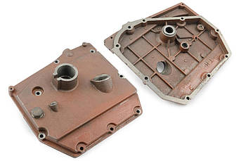 Крышка блока двигателя на Мотоблок 190N/195N (12/15 Hp Лошадиных Сил) ST