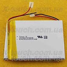 Акумулятор, батарея для планшета 3000 mAh, 3,7 V, 35x70x90 мм