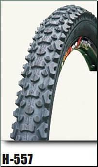 Покрышка, Велошина, Велосипедная шина, Велопокрышка 26 * 2,35 (H-557 широкая) Chao Yang-Top Brand (#LTK)