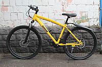 Велосипед МУЖСКОЙ Горный BMW Желтый X1-X6