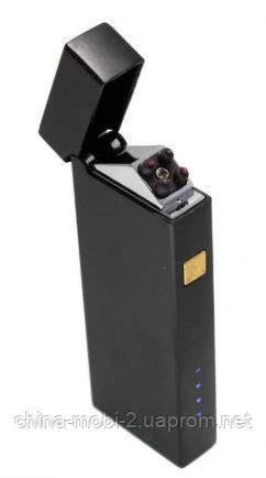 USB зажигалка плазменная электроимпульсная  Z-022, фото 2
