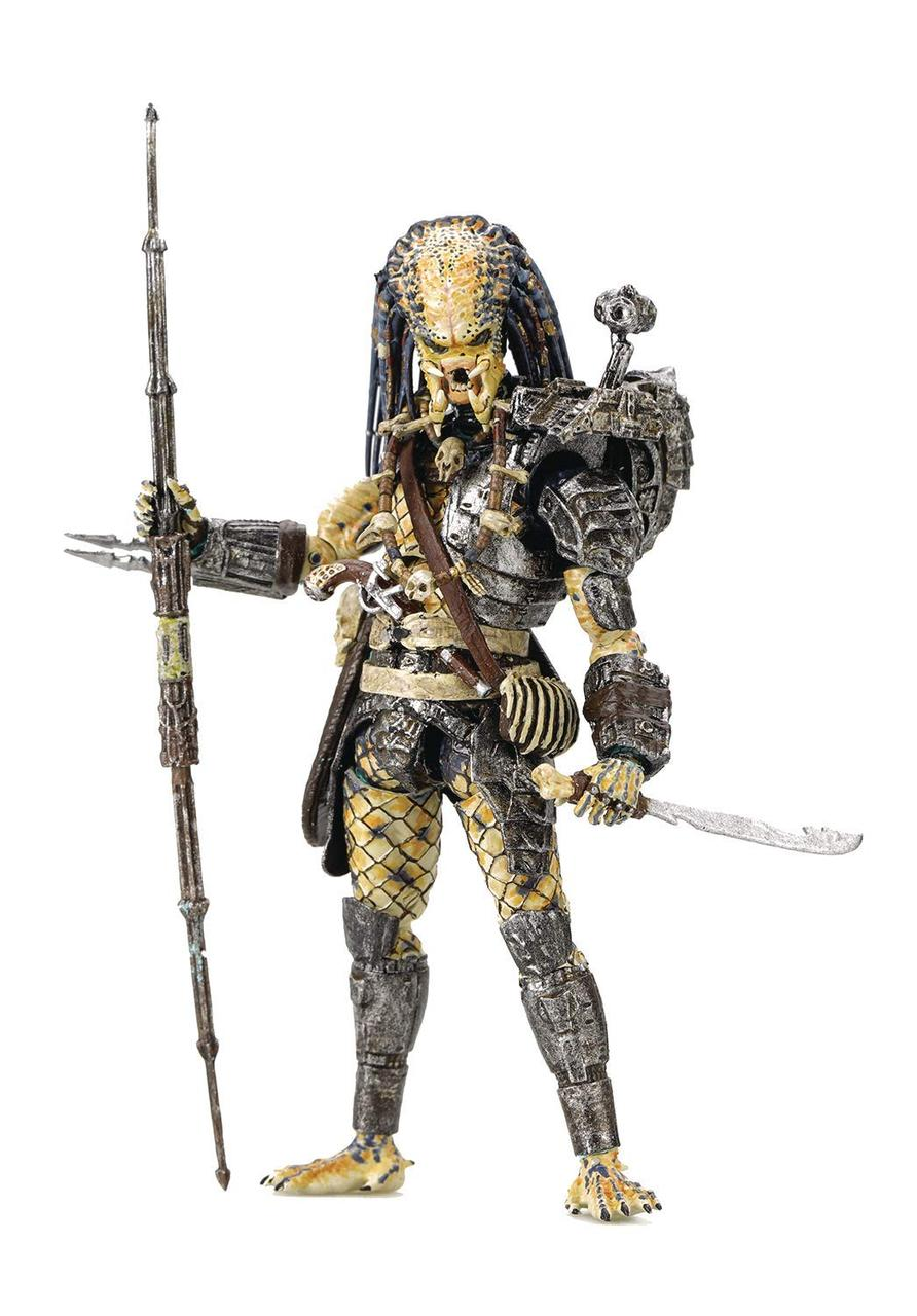 "Фигурка Хищник ""Старейшина""11 см - Predator 2, Elder Predator, Exguisite Mini"