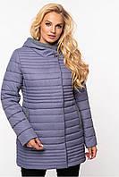 Женская куртка Розалия размер 52 серый,  TM NUI VERY, фото 1