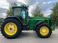 Трактор John Deere 8400 1999 года, фото 1