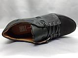 Стильные комфортные нубуковые кроссовки Madoks, фото 8