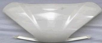 Пластик Хонда (Honda) Дио (DIO)  JF31 2013г+ (передний, накладка головы) VV