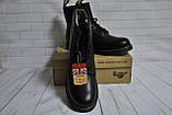 Ботинки с мехом Dr.Martens 1460 (BLACK) Размер 41 42 43 44 45, фото 4