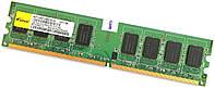 Оперативная память Elixir DDR2 1Gb 800MHz PC2 6400U 1R8 CL5 (M2Y1G64TU88D7B-AC) Б/У, фото 1