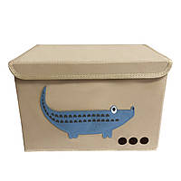 "Короб складной Handy Home ""Крокодил"", 48x30x30см (CH16-Б)"