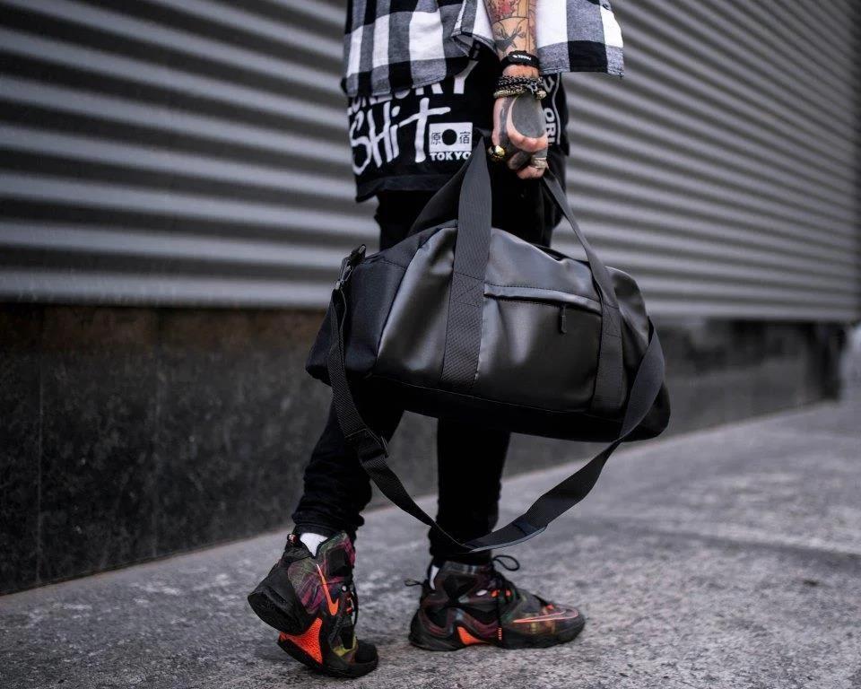 Мужская спортивная сумка HAMMER