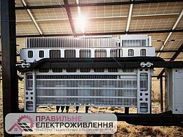 Мережева СЕС 30 кВт у м. Судова Вишня 2