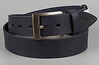 Ремень кожаный джинсовый Masco 40 мм, фото 1