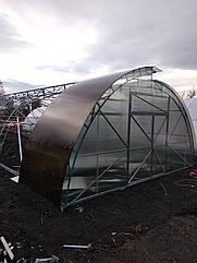 Фермерская теплица Миттлайдер - 6х20