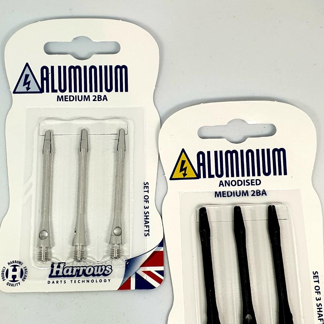 Дартс хвостовики для дротиков алюминий 6 штук