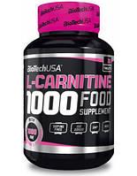 L-Carnitine 1000 mg (30 tabs) BioTech