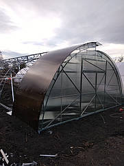 Фермерская теплица Миттлайдер - 6х30
