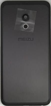 Задня кришка для Meizu Pro 6 Black, фото 2