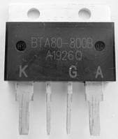 BTA80-800B симистор 80A/800VAC.