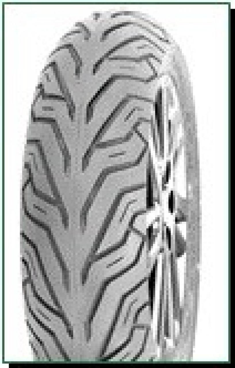 Мотошина, Моторезина, Мотопокрышка, Покрышка, Шина 130/70 -13 TL (SС-109R TL DELITIRE,бескамерная) LTK