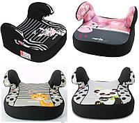 Детское автокресло бустер Nania Dream Animals 15-36 кг