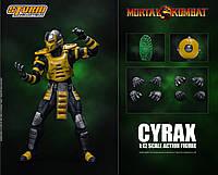 Storm Collectibles Mortal Kombat - Cyrax, Мортал Комбат Сайракс, фото 1