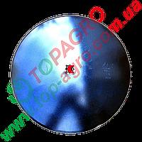 Диск плоский Ø=560 мм, h=6 мм, квадрат 30х33 John Deere (Bellota), AZ35487 / N242216 (6-1905-22DB98)