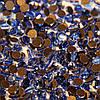 Стразы DMCss16 Light Sapphire (3,8-4мм)горячей фиксации. 500шт.