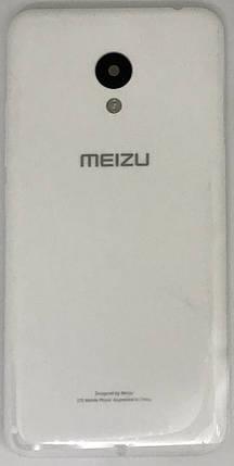 Задняя крышка для Meizu M3 White, фото 2