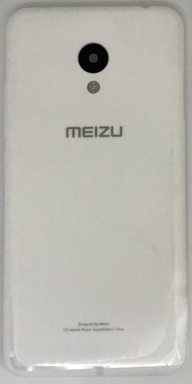 Задняя крышка для Meizu M3 White