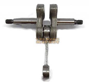Коленвал (Коленчатый вал, колінчастий вал) мотокосы Хускварна (Husqvarna) 143R2 G45 KZ