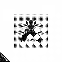 Рисунки на верхнюю одежду Логотип пчела (ss6 гематит)