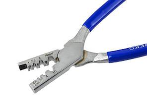 Обжимной инструмент для наконечников кабеля 0,5-16 мм2 GEKO G01773, фото 2