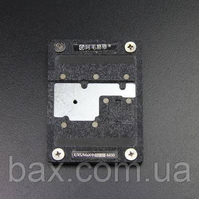 Amaoe магнитный держатель трафарета iPhone X/XS/XS Max M30 набор