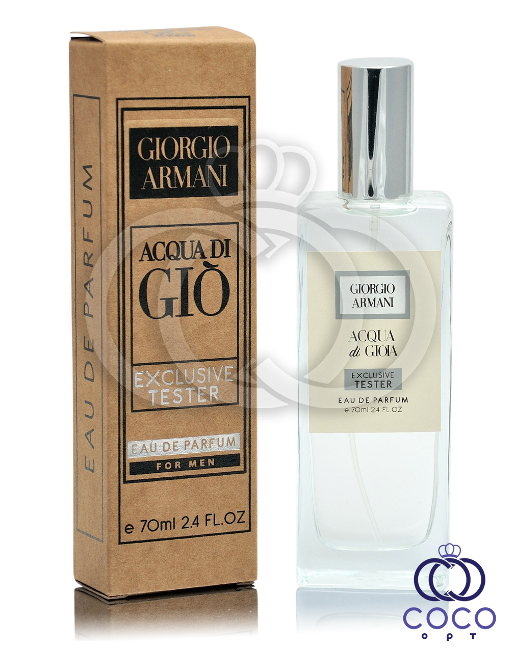 Парфюмированная вода Giorgio Armani Acqua Di Gio For Men Exclusive Tester