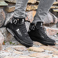 Мужские Кожаные Кроссовки в стиле Philipp Plein | Высокое Качество!, фото 1