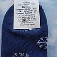 Носки женские махровые синие размер 36-41, фото 4