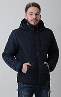 Фабричнаяя весенняя мужская куртка на силиконе