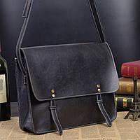 Мужская кожаная сумка-портфель. Модель с6, фото 1
