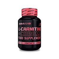 L-Carnitine + Chrome (60 caps) BioTech