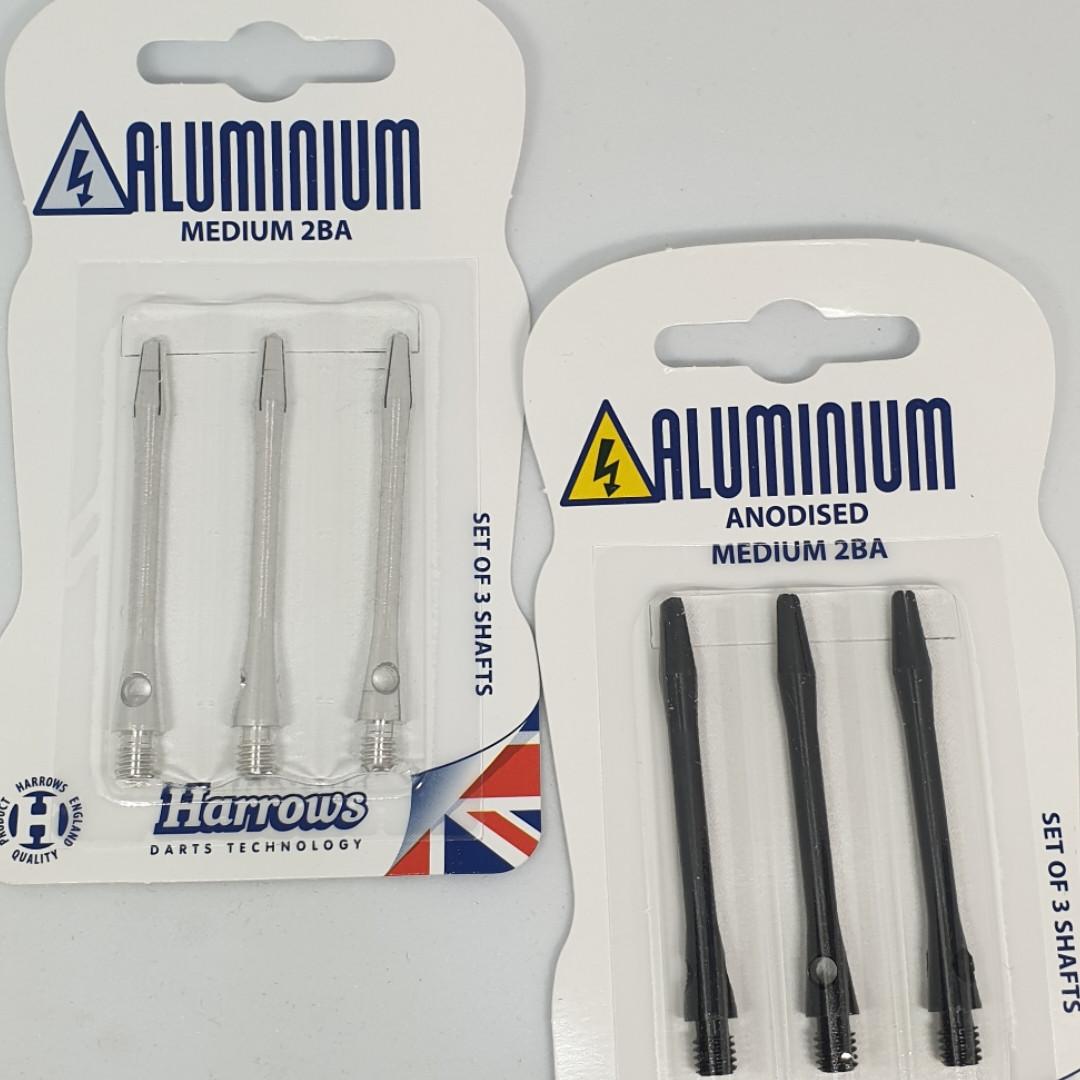 Хвостовики для дротиков дартс Aluminium