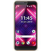 Мобильный телефон Assistant AS-401L Gold (О873293012407)