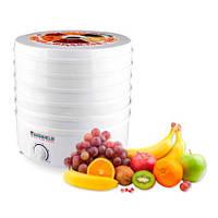 Сушарка для овочів і фруктів 20 л, 520 Вт, Grunhelm BY1162 (68785)
