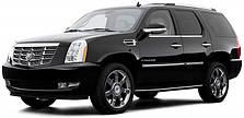 Защита двигателя Cadillac Escalade (2007-2014)