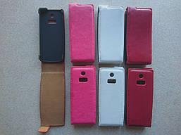 Чехол флип для Nokia X2-02