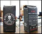 Самый крепкий кофе в мире Death Wish Coffee USA в зернах/молотый 450г темная обжарка шоколадный вкус, фото 6