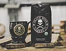 Самый крепкий кофе в мире Death Wish Coffee USA в зернах/молотый 450г темная обжарка шоколадный вкус, фото 7